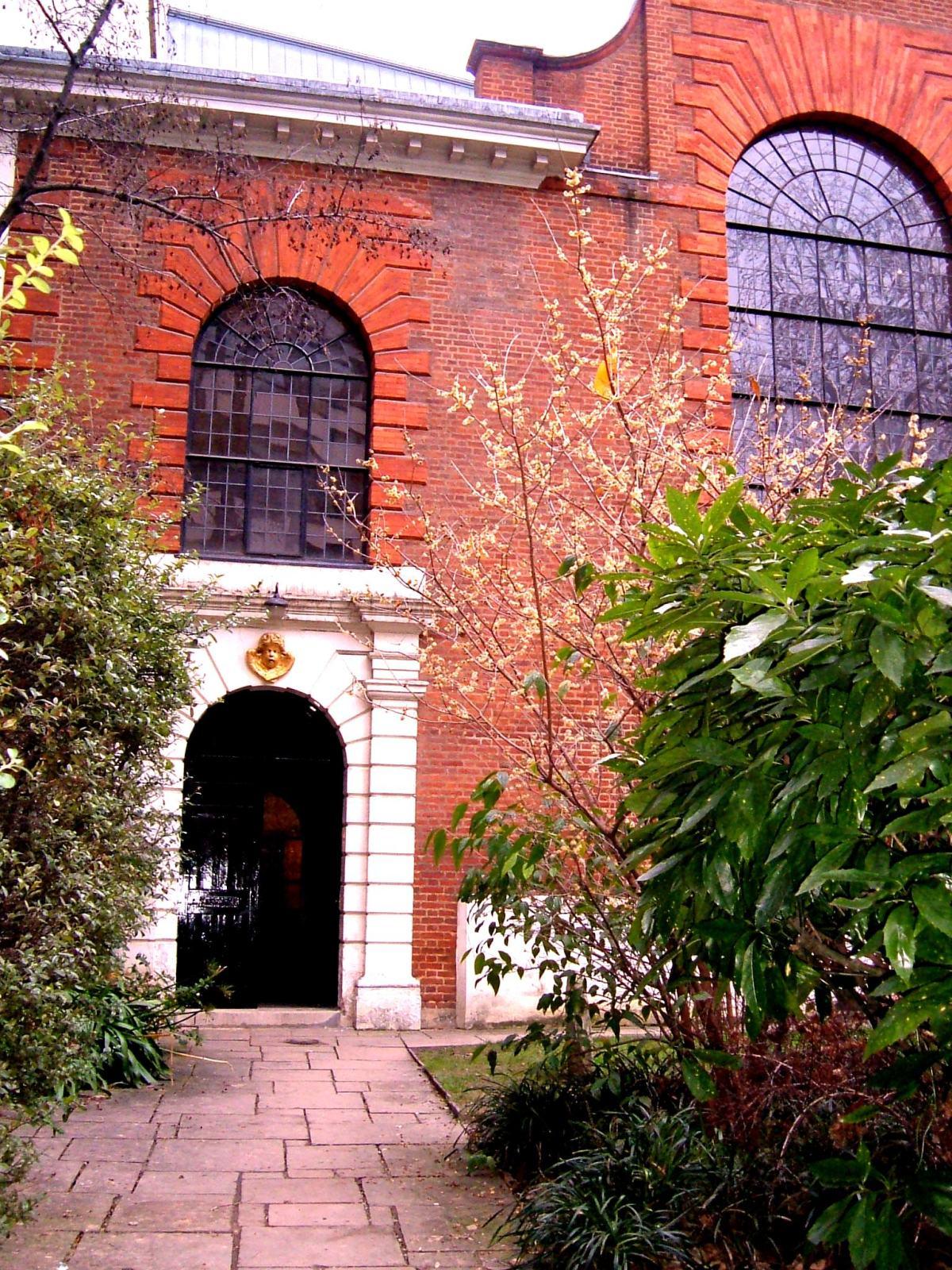 St Anne & St Agnes Lutheran Church in Gresham Street