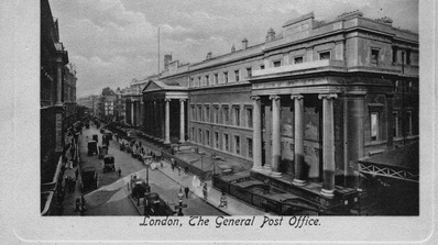 The General Post Office East