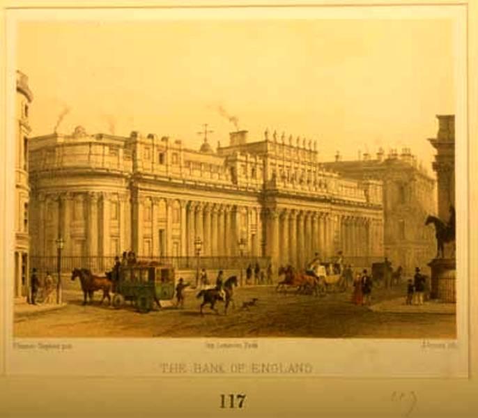 Sir John Soane's Bank