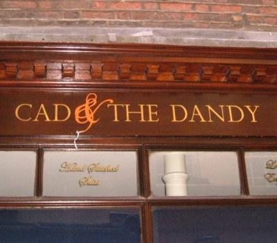 Cad & The Dandy, Castle Court