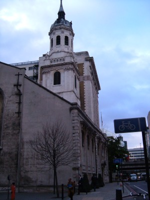 St Magnus Martyr