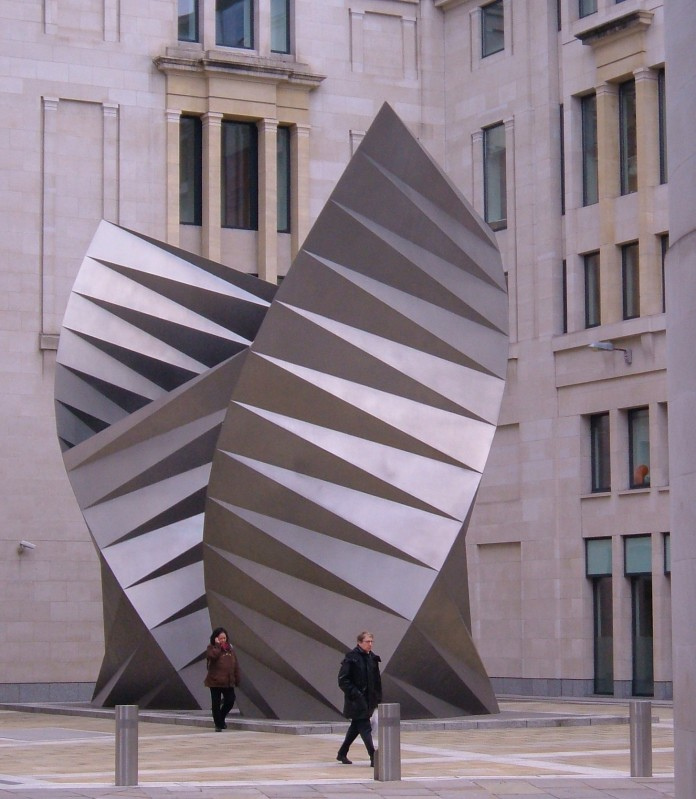 Vents, by Thomas Heatherwick