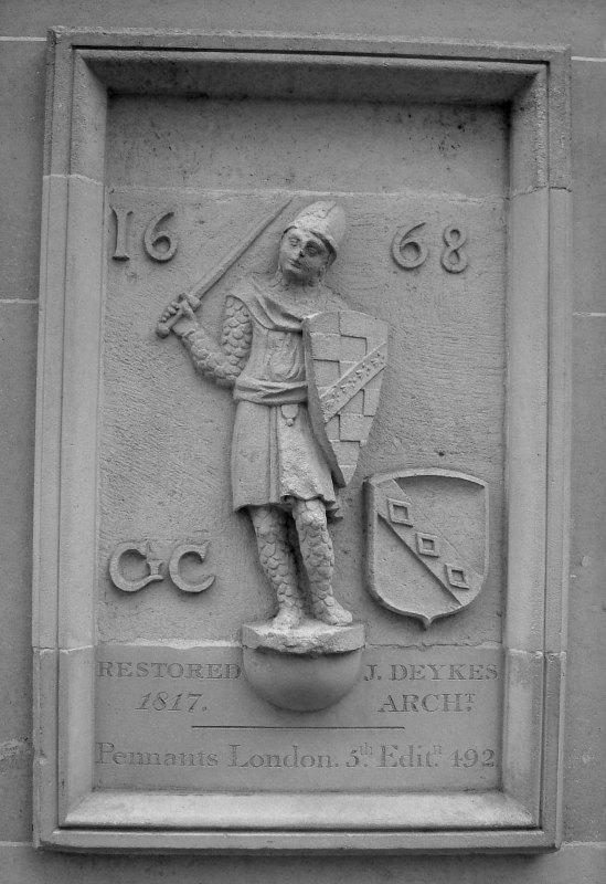 The Earl of Warwick