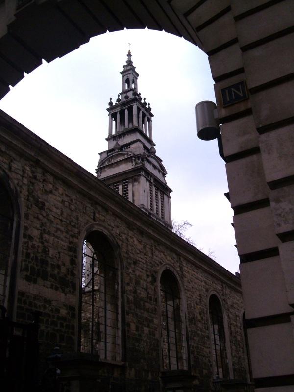 Christchurch Greyfriars