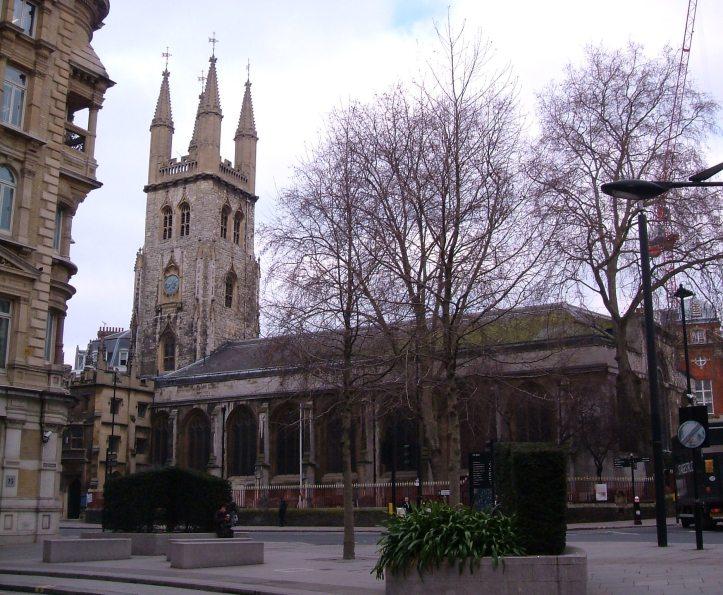 St Sepulchre's Church
