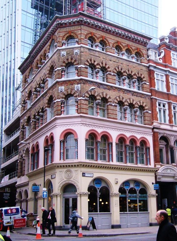 No.23 Eastcheap, Spice Warehouse