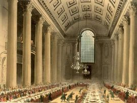 Egyptian Hall, Mansion House