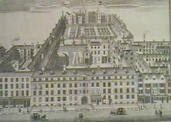 Furnival's Inn, early c.18