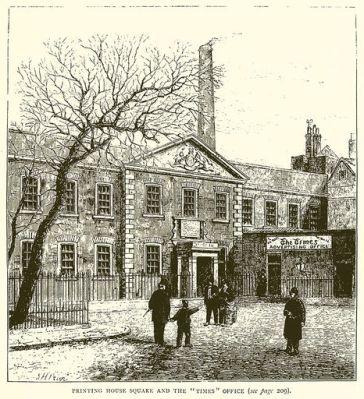Printing House Square