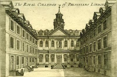 Royal College of Physicians, Warwick Lane