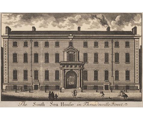 South Sea House, Threadneedle Street