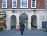 Thavies Inn House