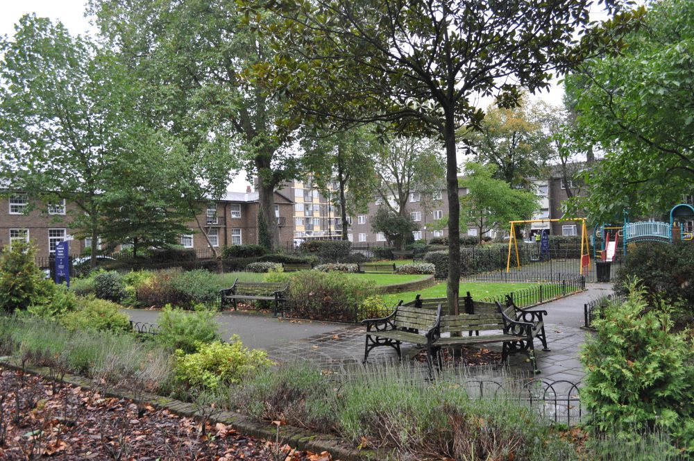 Beaumont Square Gardens