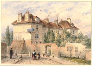 Bishop Bonner's Hall, 1844