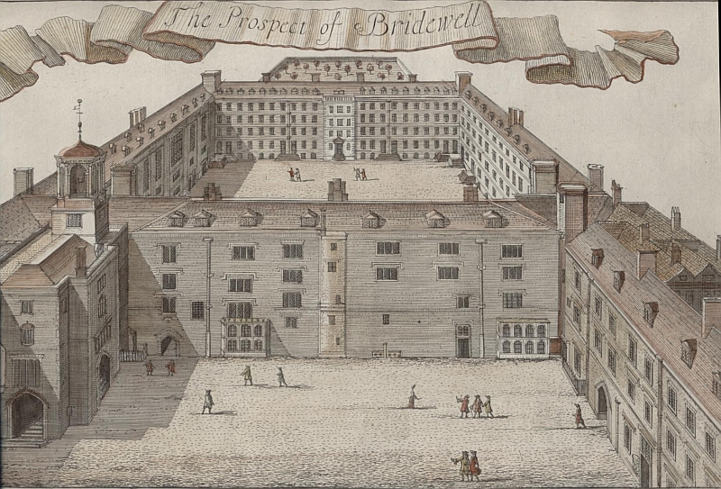 Bridewell, 1720