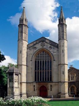 St Katharine's in Regents Park, now the Danish Church