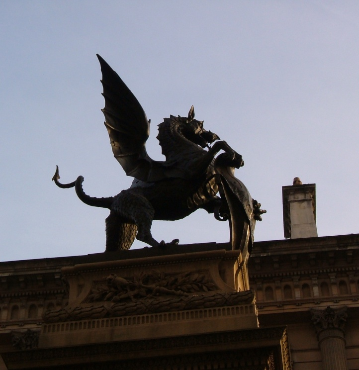 The City Gryphon
