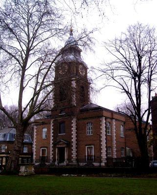 St John of Wapping, Tench Street