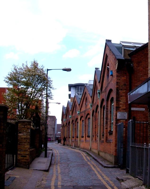 Gunthorpe Street