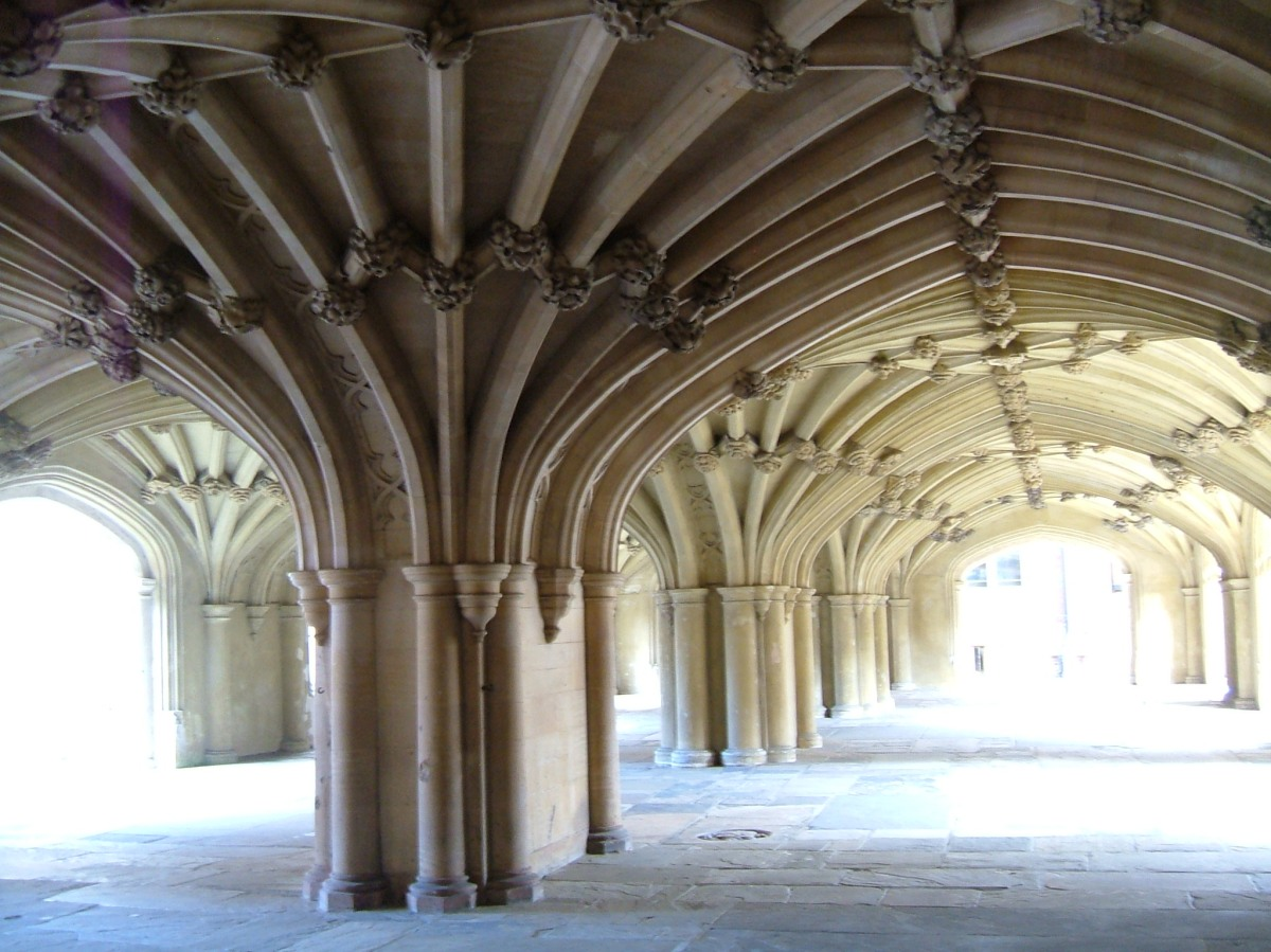 Lincoln's Inn Church, the undercroft