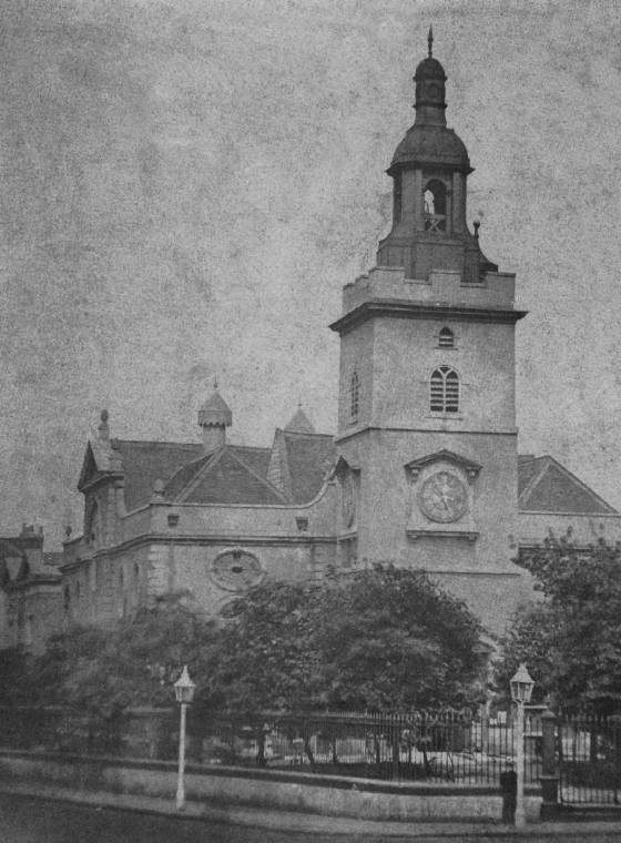 St Mary Matfelon, 1870