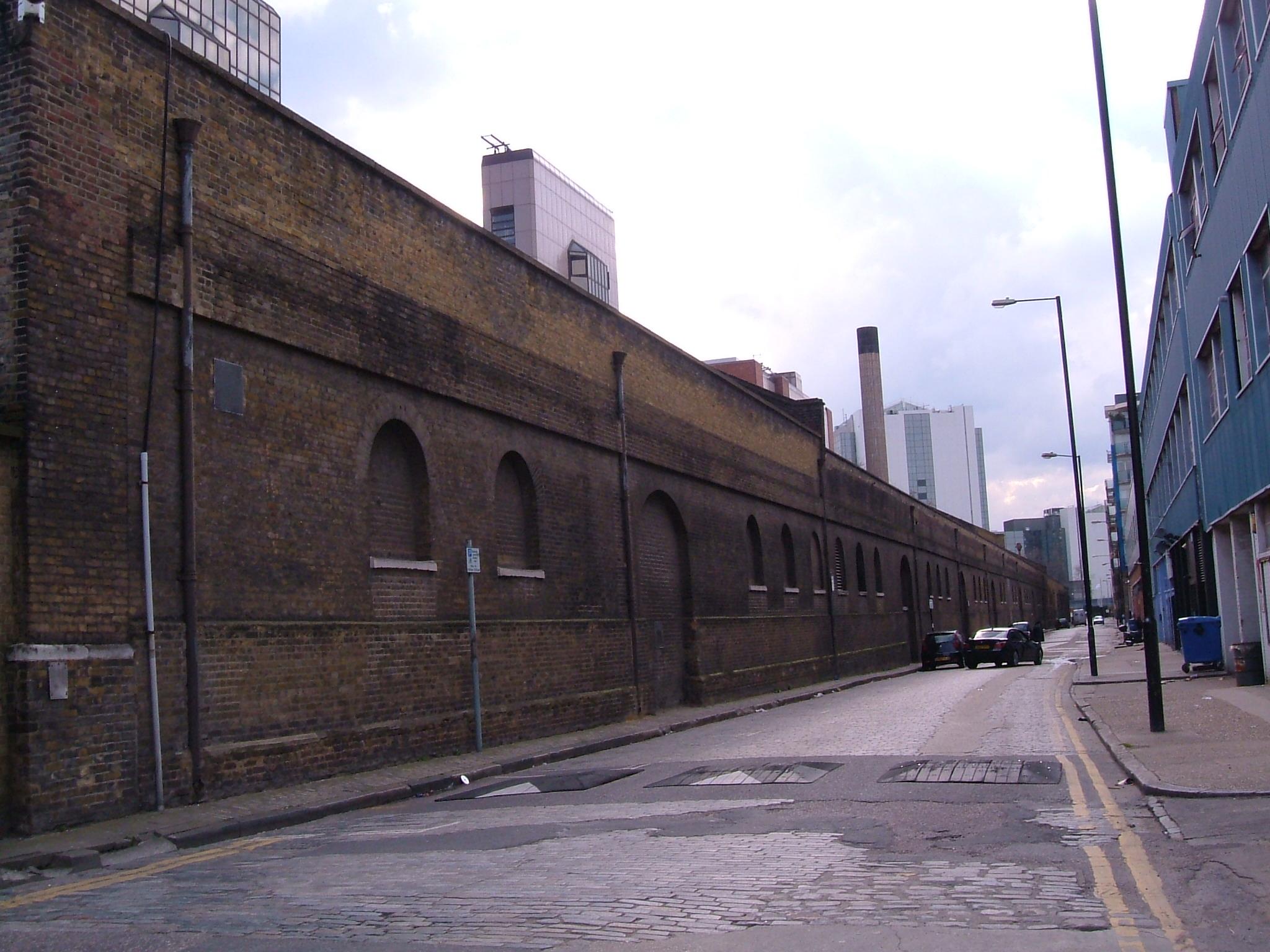 The London Docks London Traveller