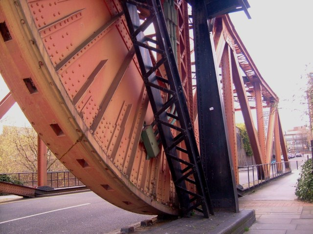 The bascule bridge
