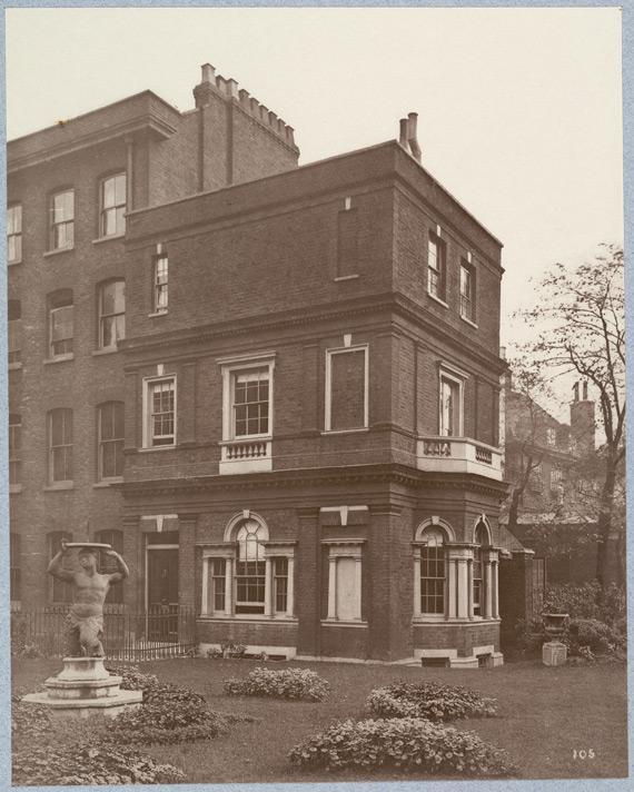 Clement's Inn, the Garden House