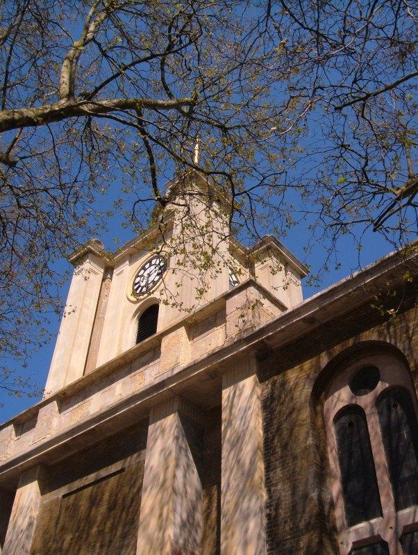 St John, by Sir John Soane
