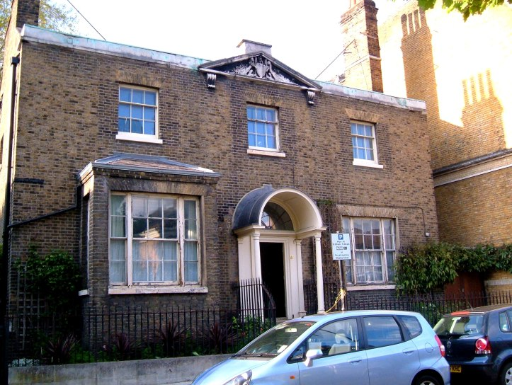 Meridian House, 115 Poplar High Street