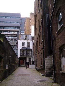 Strand Lane