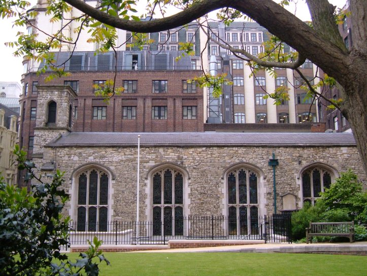 The Savoy Chapel