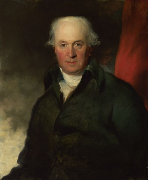 John Julius Anderstein, by Lawrence, 1790
