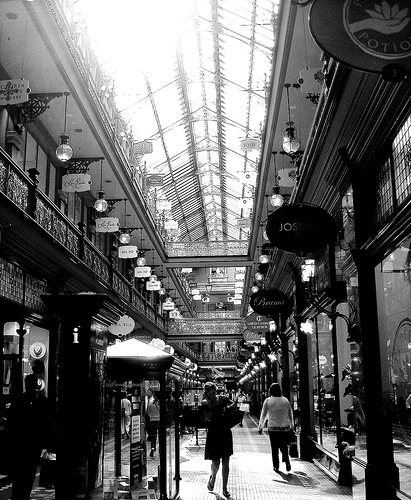 The Lowther Arcade