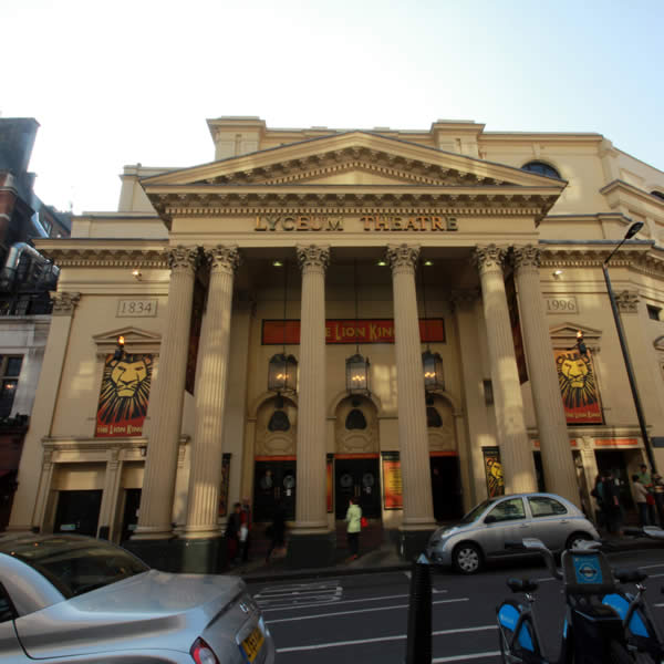 Lyceum Theatre today