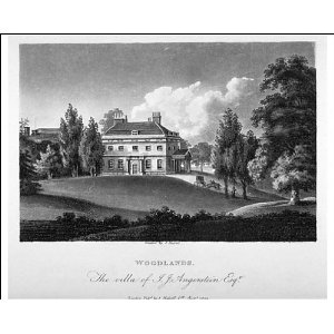 Woodlands House, Westcombe Park, Greenwich