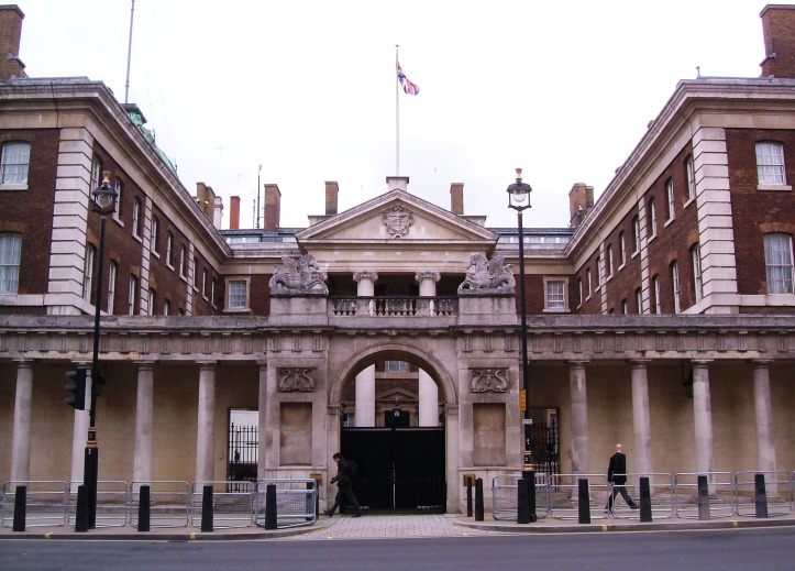 The Admiralty/Ripley Building