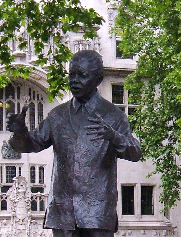 Nelson Mandela, 1918-