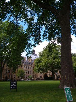 Dean's Yard, Westminster Abbey