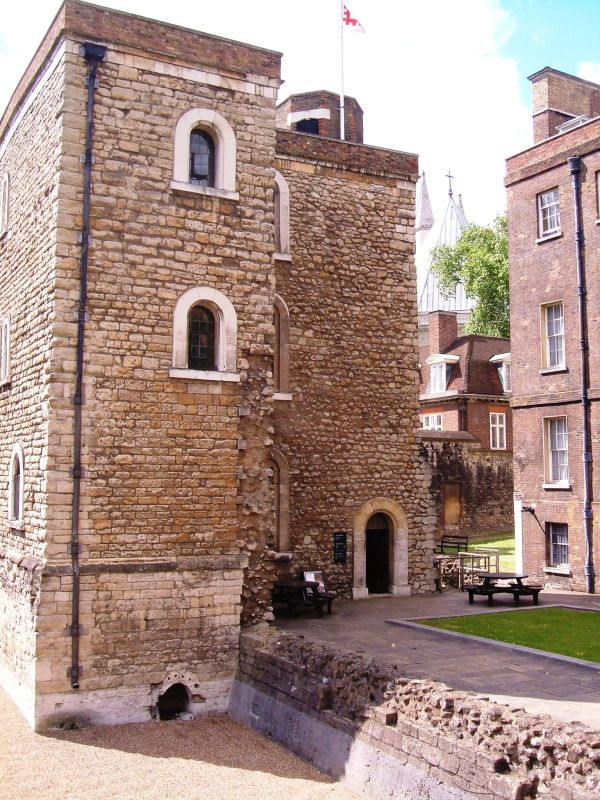 The Jewel Tower of the Old Palace of Westminster