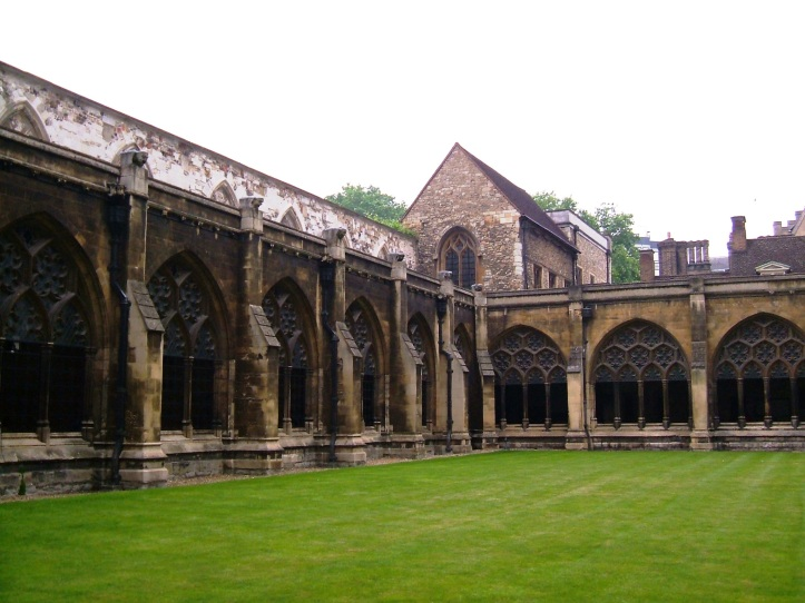 The Great Cloister and Garth