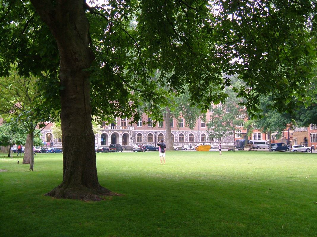 Dean's Yard