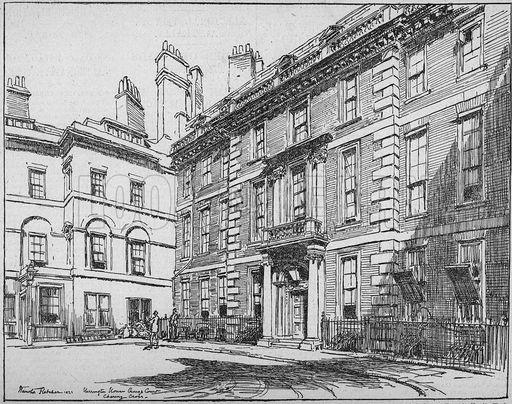Harrington House, Craig's Court