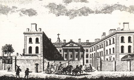Old Admiralty House