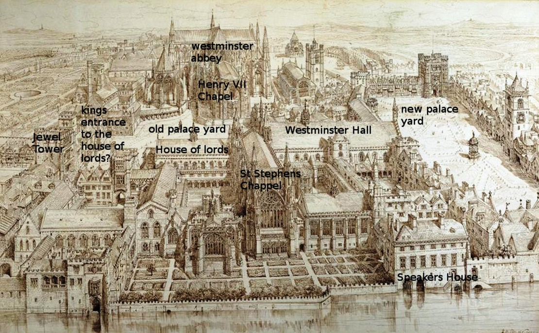 Old Palace of Westminster