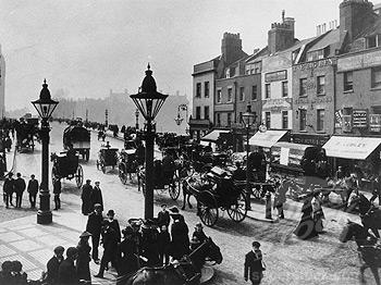 Westminster Bridge, 1900