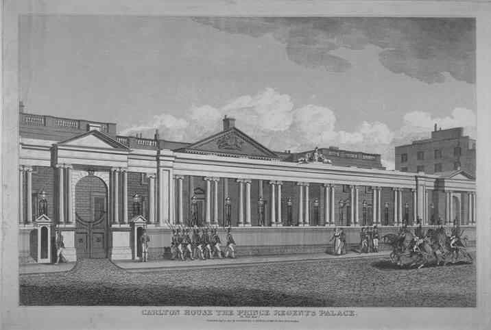 Carlton House Palace, c.1810-20