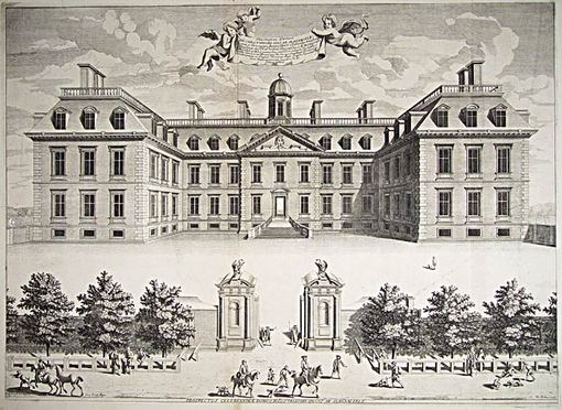 Clarendon House (demolished c.1683)