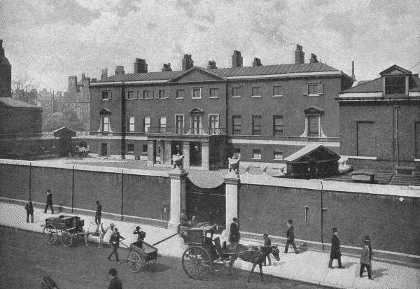 Devonshire House, 1896