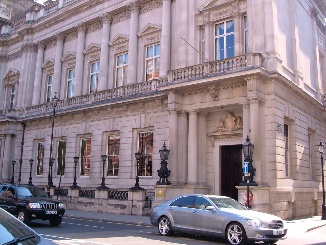 The New Conservative Club-House, now HSBC